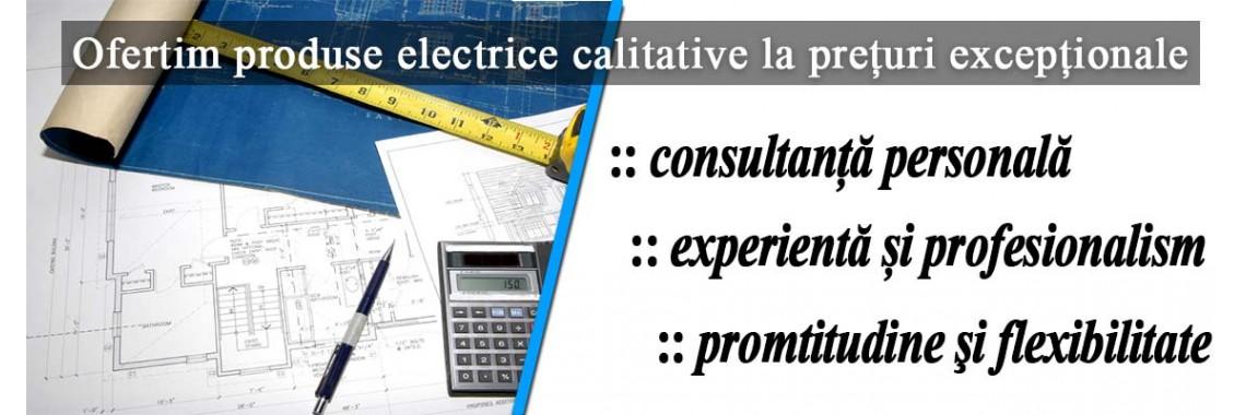 Produse electrice la preţuri competitive
