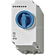 Carcasa pentru protectii motoare IP 54 cu clema N BE400002-- Schrack Romania