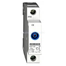 Clema nul deconectabila cu bucsa pentru control BS900010-- Schrack Romania