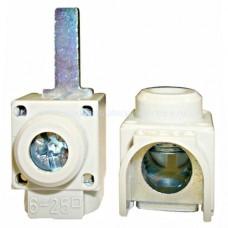 Clema conexiune lamela 6-25mm², scurt, paralel BS900172-- Schrack Romania