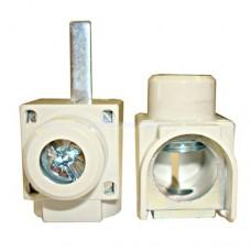 Clemă lamelă, paralel, 6-50 mm², scurtă BS900176-- Schrack Romania