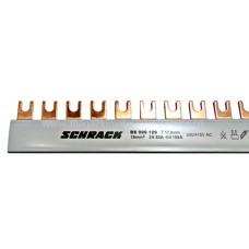 Baretă cu contacte furcă, L1 sau L3, 16mm², 1m (57UH) BS990129-- Schrack Romania
