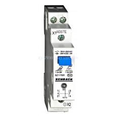 Buton modular (cu revenire) 1ND+1NI, cu LED, 16A, 230VAC/DC BZ117531-- Schrack Romania