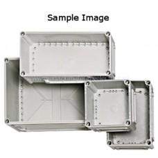 Capac 190x190x30 scund transparent cu şuruburi cu cap normal IG700011-- Schrack Romania