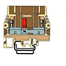 Clemă circuit de curent tip SCB.6, 0,5-10 mm² IK171006-- Schrack Romania