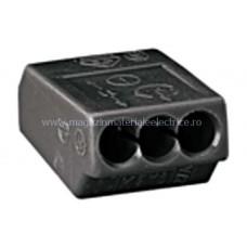 Clemă pentru doză 3 x 1-2,5 mm² IKW27323-- Schrack Romania