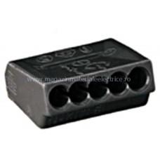 Clemă pentru doză 5 x 1-2,5 mm² IKW27325-- Schrack Romania