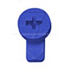 Zăvor rotativ albăstru pentru mască metalică IL902259-- Schrack Romania