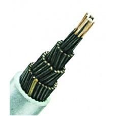 Cablu de comandă cu izolaţie din PVC, YSLY-OZ 2 x 0,5 gri Schrack XC070101OZ