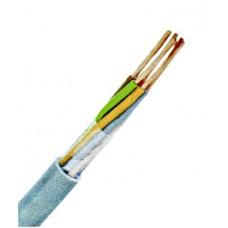Cablu de comandă pentru industria elecronică LiYY 8 x 0,14 gri Schrack XC170107
