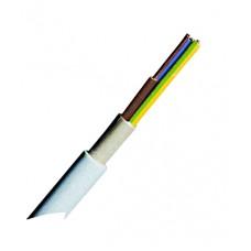 Cablu cu izolaţie şi manta din PVC (N)YM-J 3x1,5mm² gri deschis Schrack XC020104JL